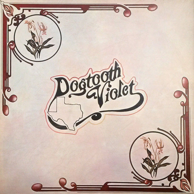 Dogtooth Violet 1975 Album Cover