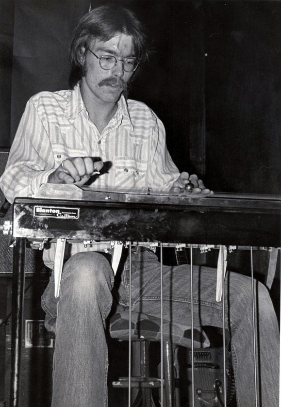 Bill Bertinot - Guitar, Steel and Dobro